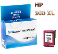 1x Drucker Patrone Seitronic für HP 300XL Farbig PHOTOSMART C4788 C4793 C4795