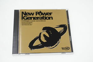 NEW POWER GENERATION COLLEGE ROCK OMNIBUS JAPAN CD A13644