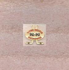 1992-93 League of Metro Outaouais Hockey Quebec Canada Official Pin Old