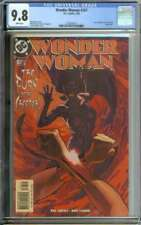 WONDER WOMAN #187 CGC 9.8 WHITE PAGES