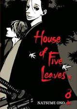 House of Five Leaves, Vol. 8-ExLibrary