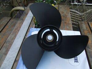13 3/4 x 15 Propeller / Prop 15 splines , Johnson Evinrude Suzuki Mercury Force