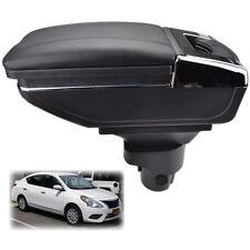 Armrest Rotatable For Nissan VERSA Sedan Latio Sunny 2012-2018 Arm Rest Box