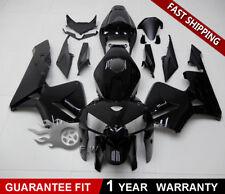 US Glossy Black Bodywork Motorcycle Fairing Kit ABS for Honda CBR600RR 2005 2006