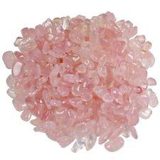 "3 lbs Wholesale Tumbled Rose Quartz - 1/2"" to 3/4"" - Crystal Healing, Reiki"