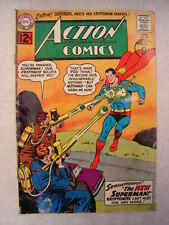 ACTION COMICS #291 VG (4.0) DC COMIC SUPERMAN