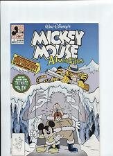 ~Never Read~ Walt Disney's Mickey Mouse Adventures~ #4 1990~ Free Ship!
