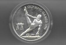 Samoa 1993 10 tala silver proof coin KM# 97