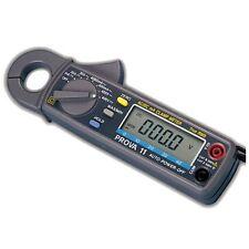 High Resolution DC 1mA AC 0.1mA DC/AC 0.1V True RMS Clamp Meter
