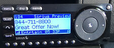SIRIUS STARMATE 6 SATELLITE RADIO REPLACEMENT RECEIVER ONLY ST6C TESTED WORKS