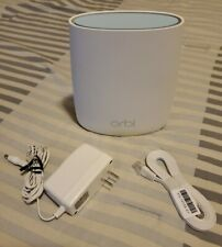 Netgear Orbi RBR20 AC2200 Router Home WiFi System Tri-band w/ accessories!