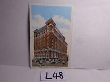 VINTAGE UNPOSTED POSTCARD GEORGE VANDERBILT HOTEL ASHEVILLE NC 1920'S CAROLINA