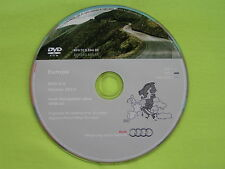 AUDI DVD NAVIGATION PLUS SOFTWARE RNS-E DEUTSCHLAND + EUROPA 2013 A3 A4 A6 TT R8