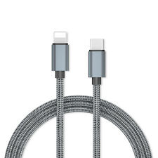 For Apple iPhone/iPad/iPod Lightning to USB-C Cable to USB3.1 Type-C Charge/Sync