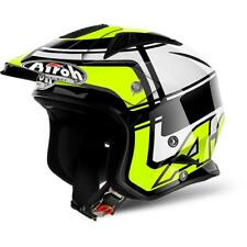 Casco TRIAL AIROH TRR WINTAGE YELLOW GLOSS