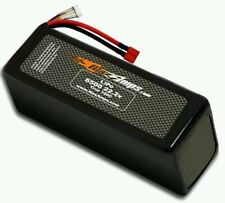 Align 600 helicopters T-Rex 700E MaxAmps 6500 6-cell 22.2v Lipo Battery 6s 150c