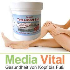 2 Dosen Totes Meer Salz Creme 250 ml bei Trockener Haut regulär 19 €
