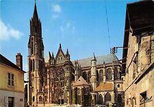 BR54909 Senlis planc sud de la cathedrale france