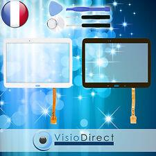 """Vitre ecran tactile pour Samsung Galaxy Tab 3 10.1"""" P5200 P5210 P5220 noir blanc"""
