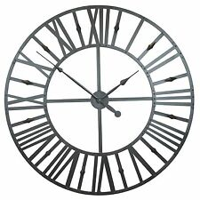 Metal Round Rustic Wall Clocks