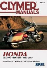 Clymer M4622 Service & Repair Manual for 1997-03 Honda GL1500C Valkyrie
