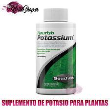 ABONOS PARA ACUARIOS FLOURISH POTASSIUM ABONOS PARA PLANTAS SULFATO POTASICO