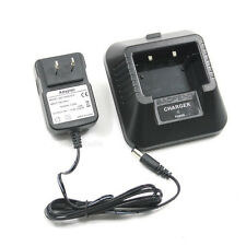CH-5 Desktop Charger For BaoFeng UV-5R 8W DM-5R 5RA BF-F8+ BF-F8HP Walkie Talkie