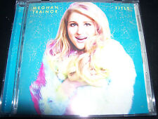 Meghan Trainor Title (Australia) Deluxe Edition CD – Like New