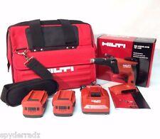 Hilti SD 4500-A18 18v CPC Compact Cordless High Speed Drywall Screwdriver Kit