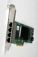 Dell Intel I350-T4 THGMP quad port Ethernet server adapter full height bracket