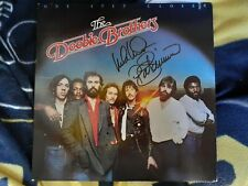 The Doobie Brothers- One Step Closer Autographed ( NO COA )Used Vinyl READ DES.