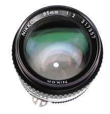 Nikon 85mm f2 Ais  #317357