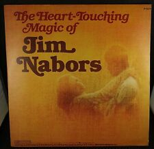 Jim Nabors -The Heart-Touching Magic of Jim Nabors (CBS CBP P 15274 Stereo)
