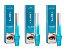 Belle Azul +Lashes Growth Serum - Longer, Thicker, Fuller Lashes .24 oz (3 Pack)