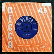 """The Zombies - She's Not There / You Make Me Feel Good - Excellent Condition 7"""""""