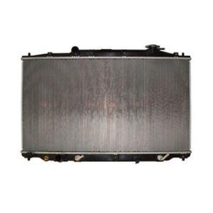 For 2009-2012 Acura TL 3.7L V6 Automatic Transmission Radiator (w/o TOC)
