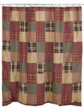 *** RUTHERFORD Shower Curtain ~ Country, Primitive***NEW
