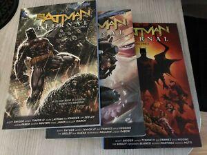 DC Comics New52 - Batman Eternal Komplette Serie (Englisch, TPBs)