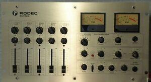 RODEC  SM 300  Disco Mixer / Mischpult, Vintage aus 1985