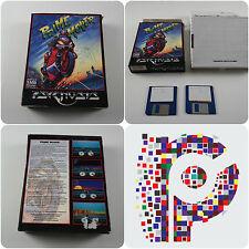 Machine Motrice un PSYGNOSIS jeu pour le Commodore Amiga ORDINATEUR SAUVEGARDE Disques Seulement