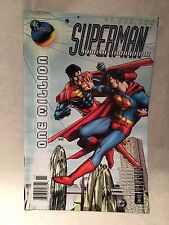 Superman the Man of Tomorrow One Million-Nov 1998-Very Good