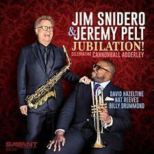 Jim Snidero and Jeremy Pelt - Jubilation! Celebrating Cannonball Adderley [CD]