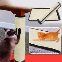1PC Scratch Guard Mat Cat Scratch Pad Sisal Cat Training Sofa Protection Cover