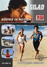 GILAD: BODIES IN MOTION - PUPUKEA BEACH (Gilad) - DVD - Region Free