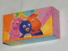 """NEW ~~ BACKYARDIGANS ~  6-TREAT BOXES  5 1/4""""X2 3/4""""X 1 5/8""""-   PARTY SUPPLIES"""