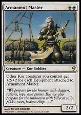 *MRM* FR FOIL Maitre d'Armement / Armament Master MTG Zendikar