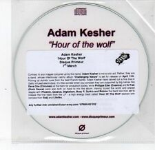 (DS254) Adam Kesher, Hour of the Wolf - DJ CD