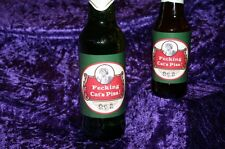 MRS BROWNS BOYS BEER LABELS TV series episode gift booze STELLA ARTOIS  LARGE X2