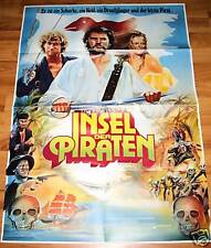 O`Keefe INSEL DER PIRATEN Tommy Lee Jones Plakat