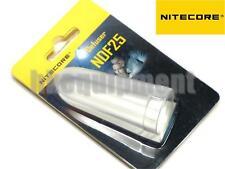 NiteCore NDF25 25.4mm Diffuser Cone Tip EA1 EA2 EC1 EC2 MH1A MH1C Flashlight